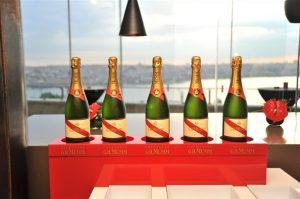 mumm şampanya